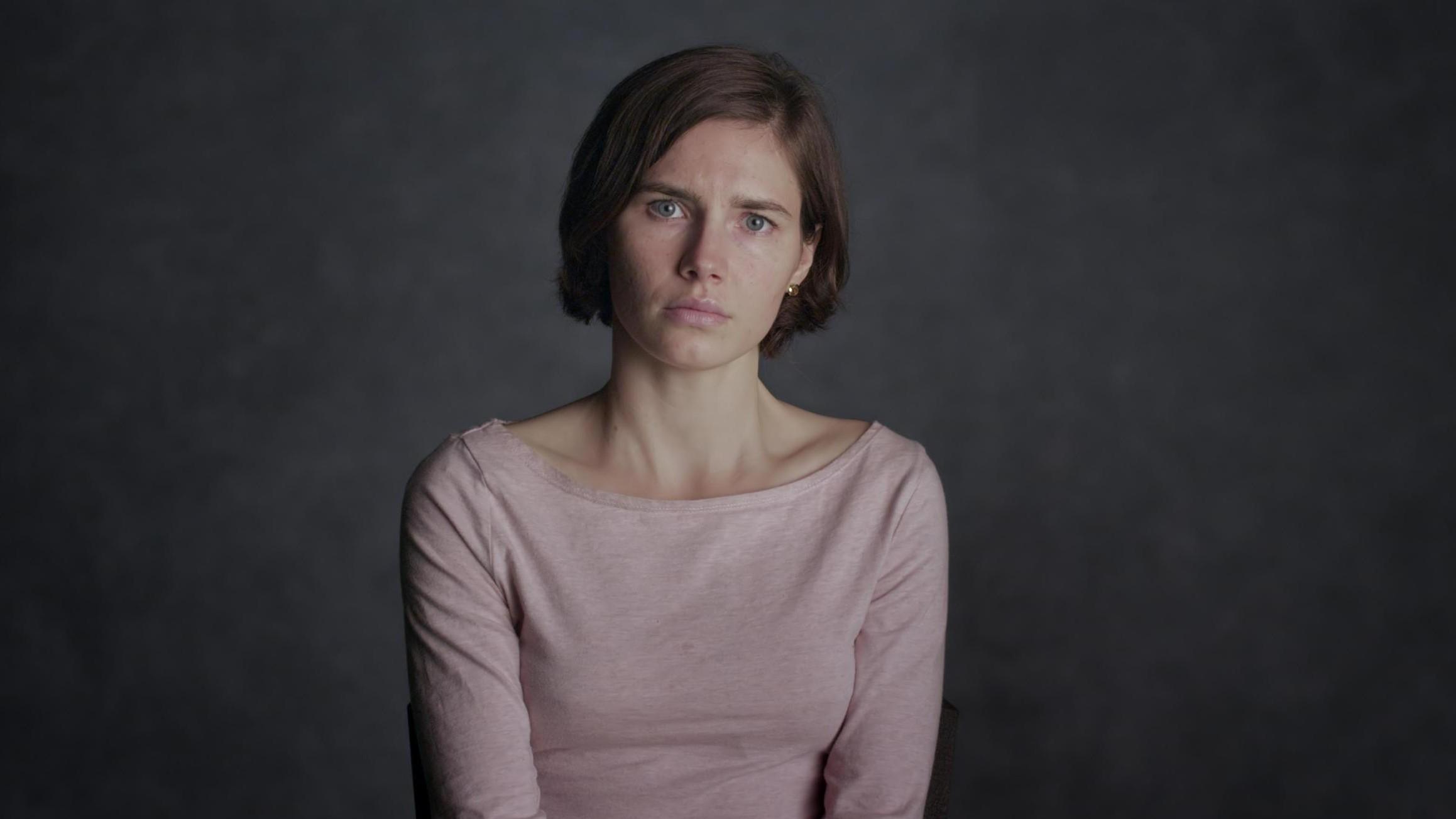 Amanda Knox condurrà un programma in difesa delle donne