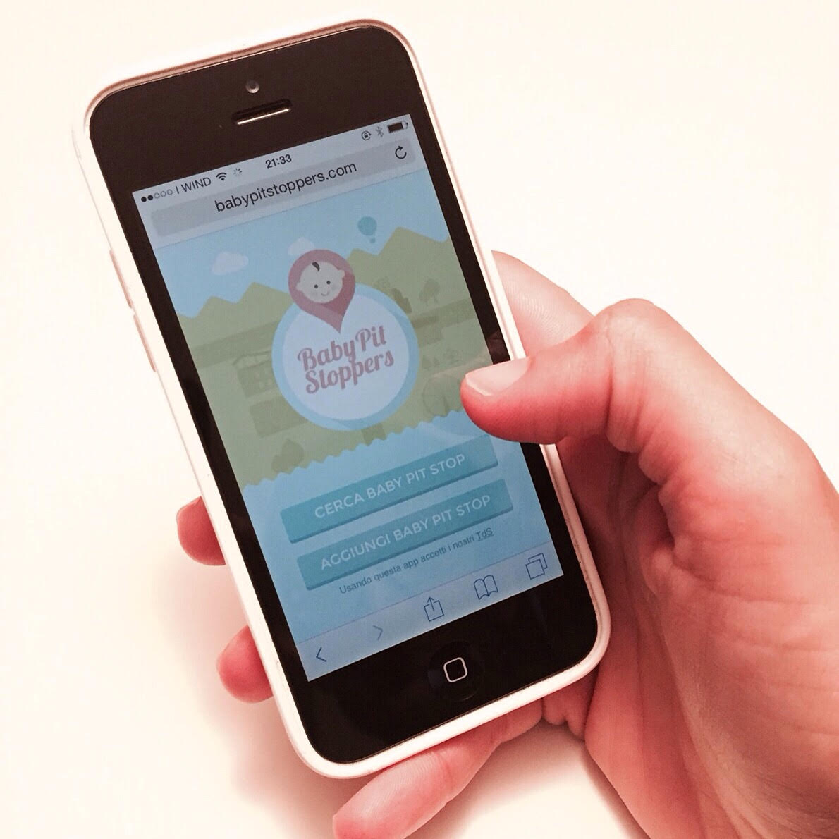 Baby pit stoppers l'app creata dalle donne per mappare i luoghi mum-friendly