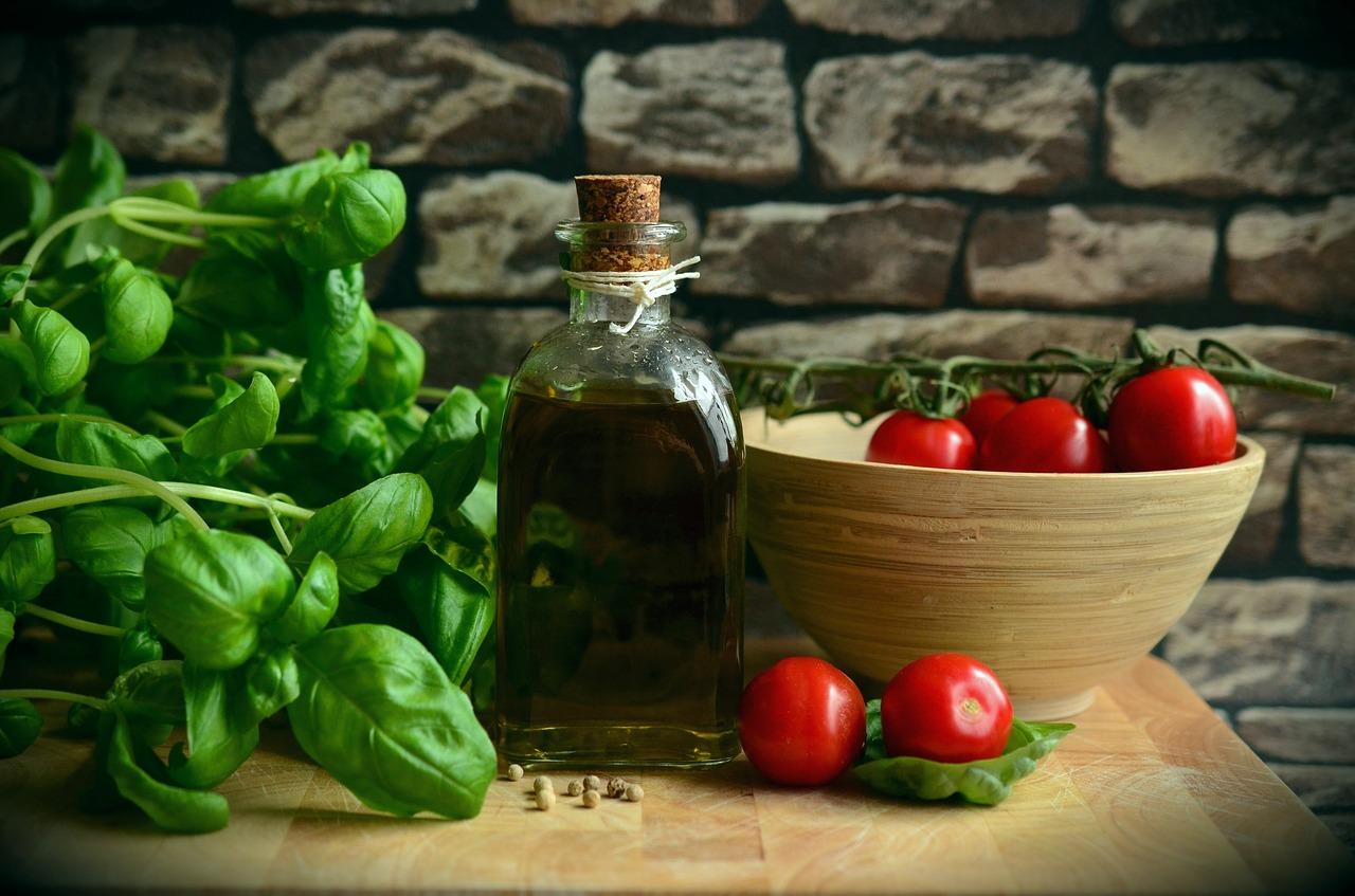Dieta a zona mediterranea: esempio di menù settimanale e come funziona
