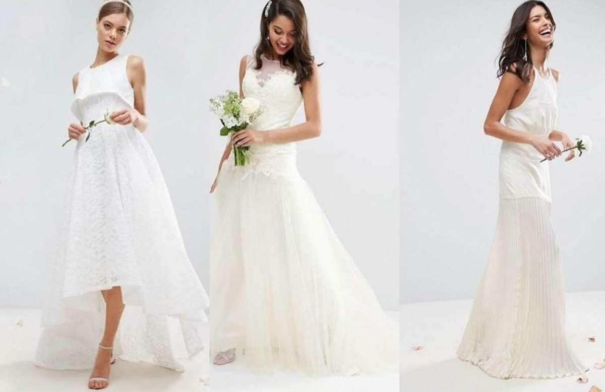 Asos Bridal: la collezione di abiti da sposa economici