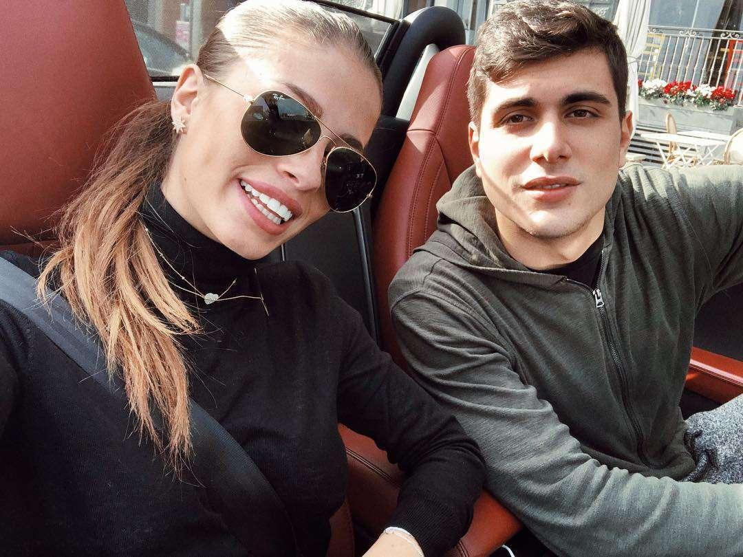 Ugo Abbamonte, chi è il fidanzato di Chiara Nasti