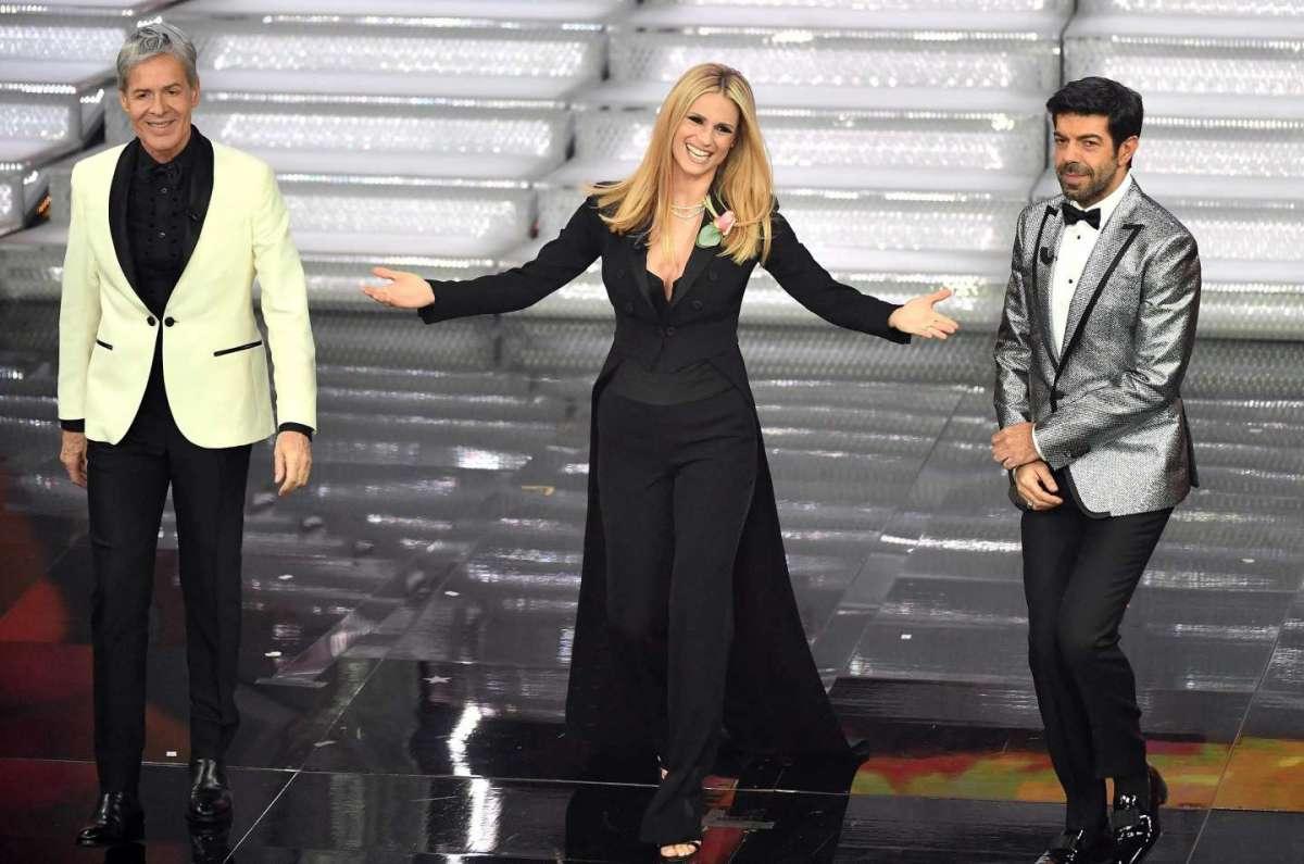 I vestiti della quarta serata di Sanremo 2018