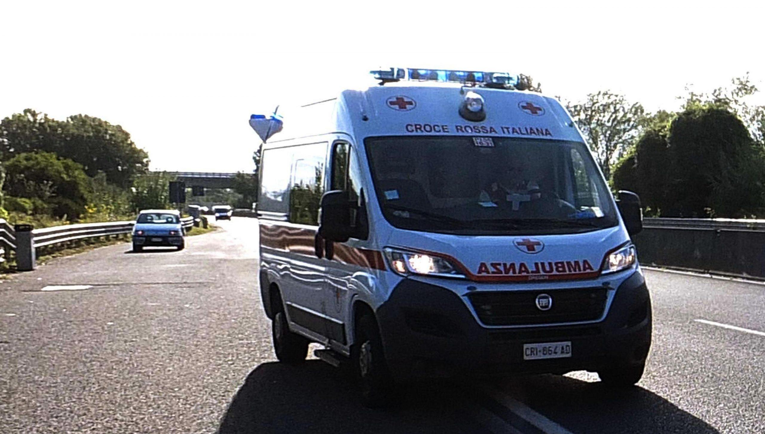 ambulanza pisa