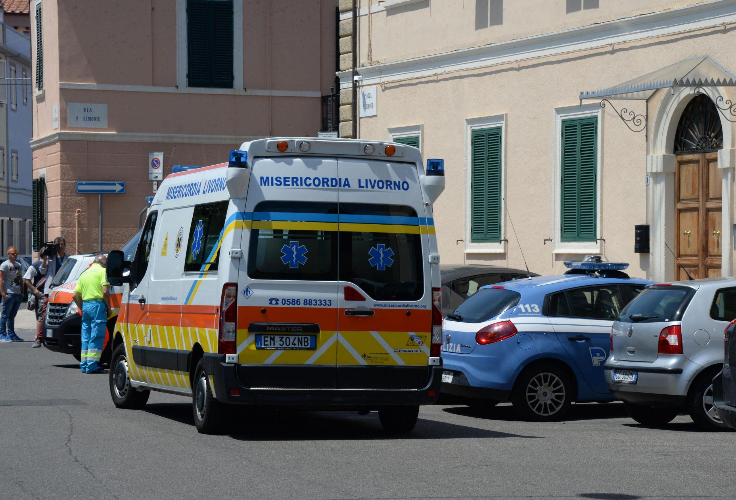 Prete suicida in soffitta parrocchia Livorno