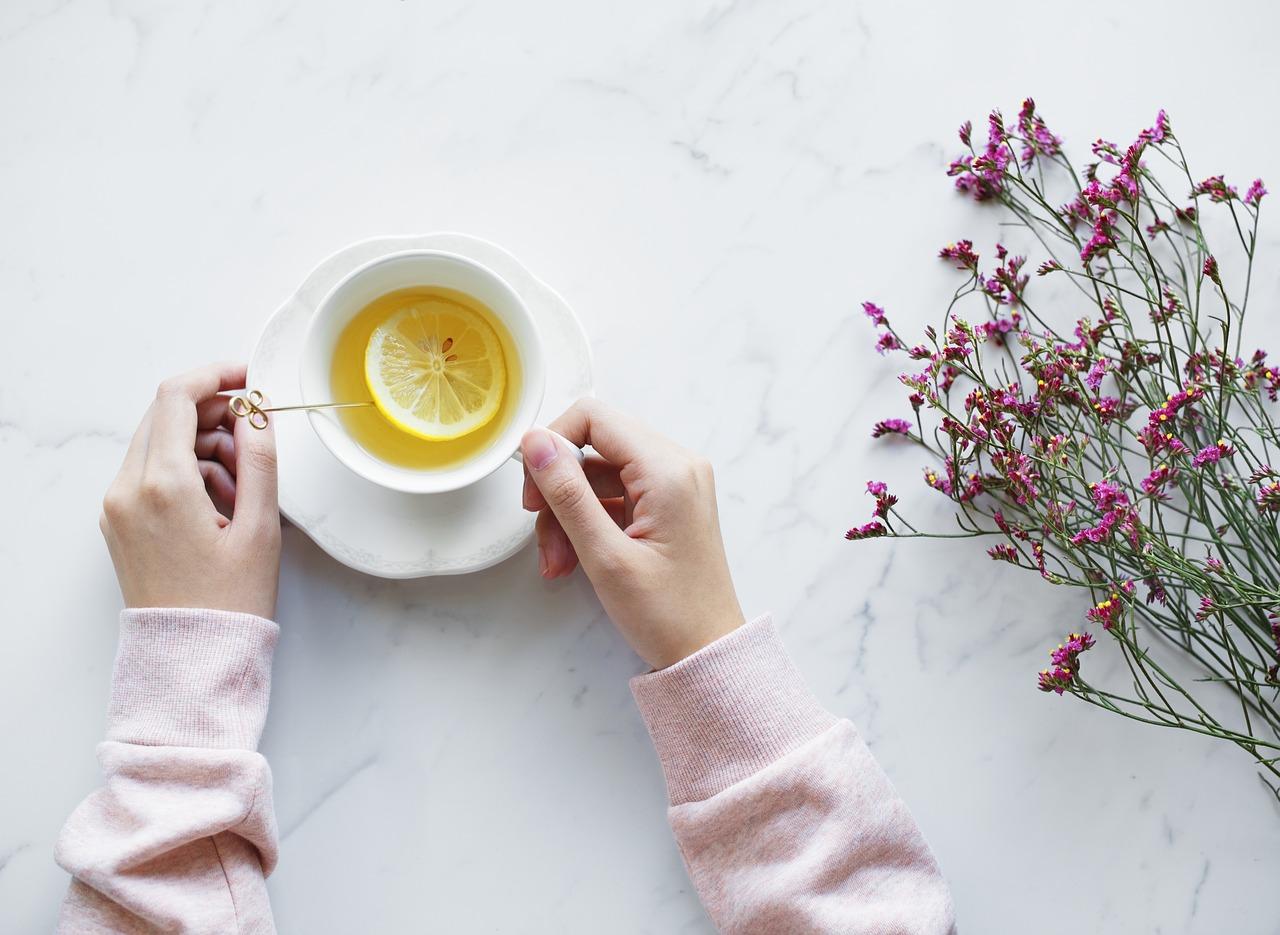tisane zenzero e limone per dimagrire
