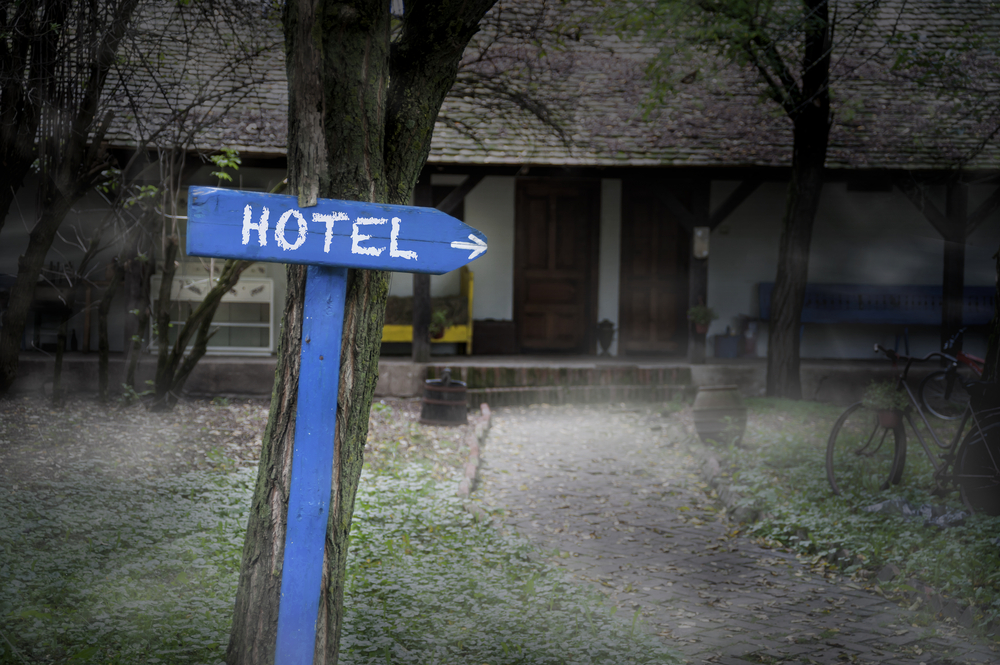 Halloween, gli 8 hotel più terrificanti nel mondo