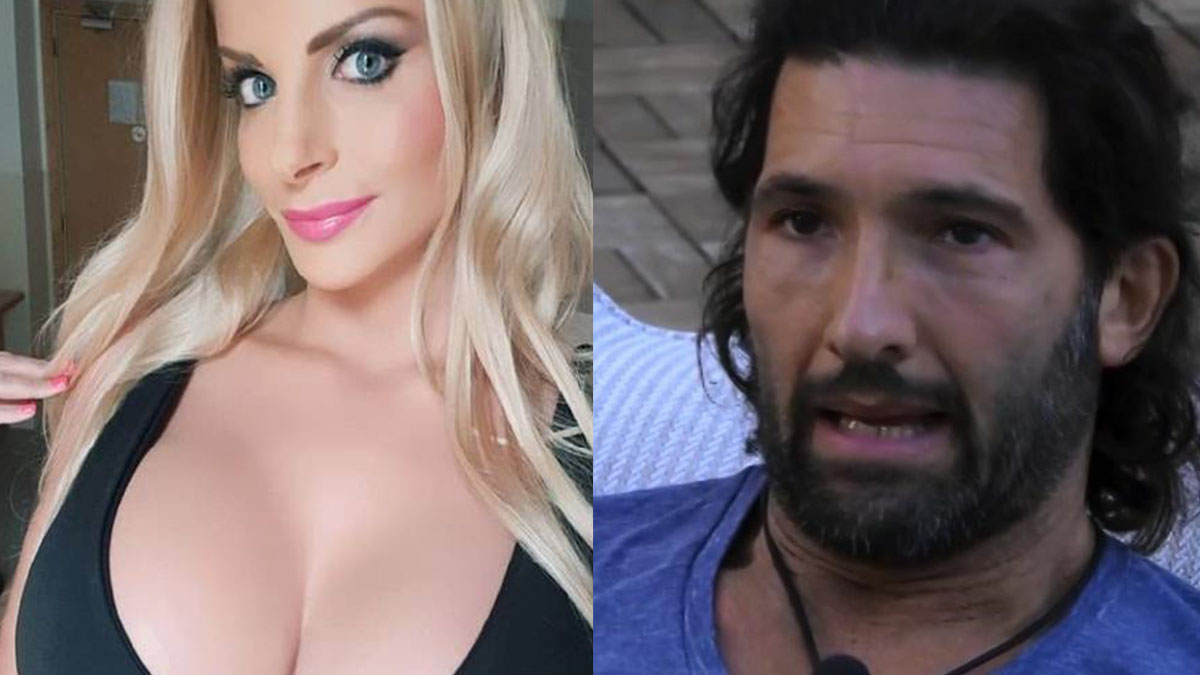 GF Vip: Francesca Cipriani si dichiara a Walter Nudo