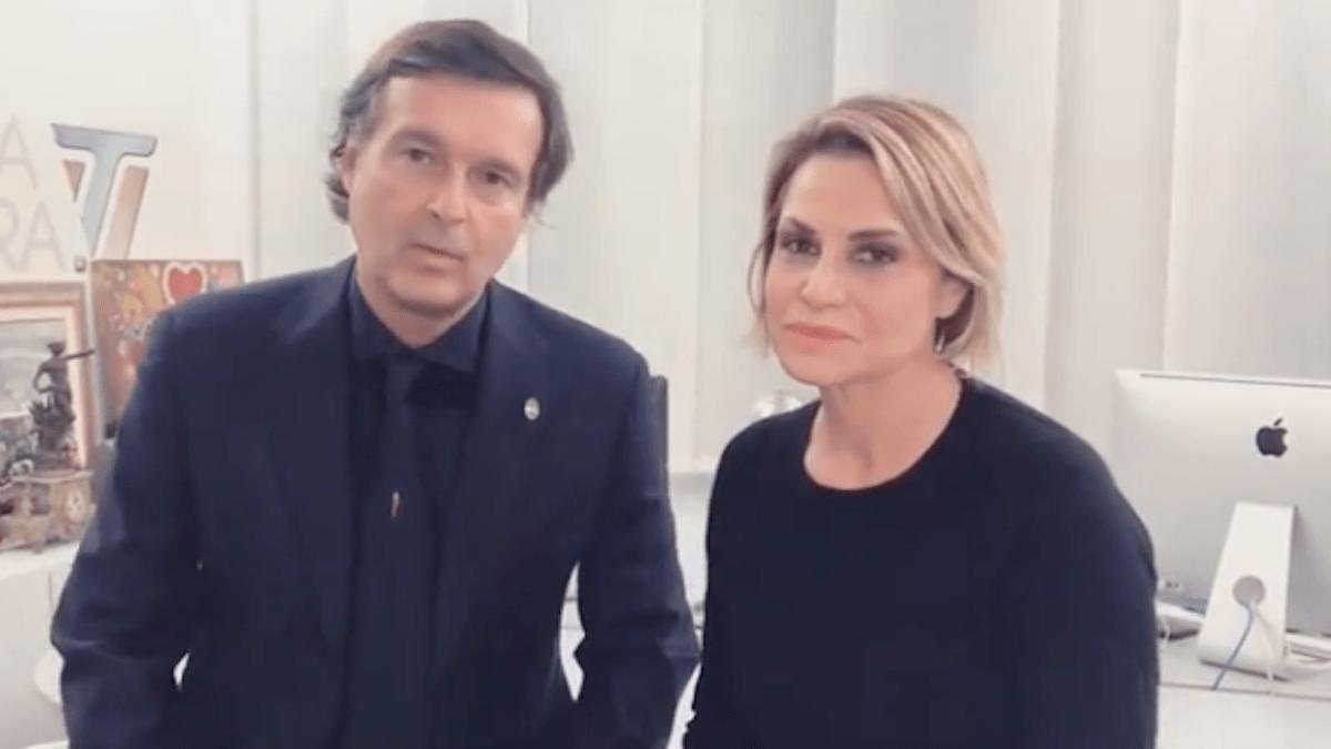Simona Ventura rivela: 'Ecco perché io e Gerò ci siamo lasciati'