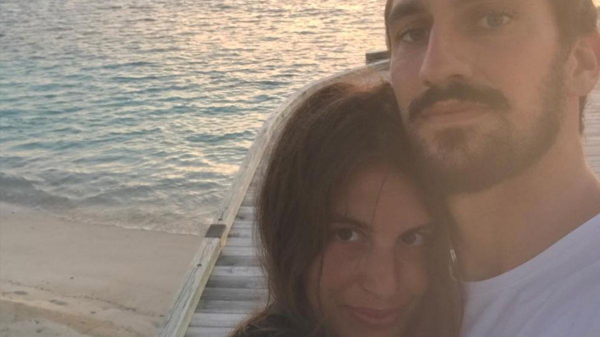 Primo Natale senza Davide Astori, le parole della madre del calciatore per Francesca Fioretti