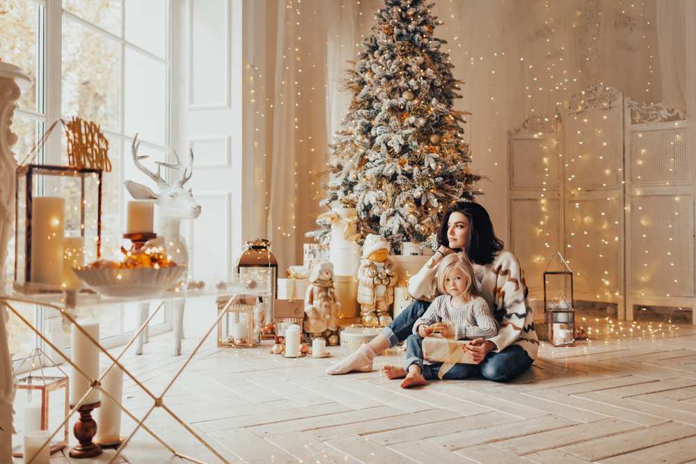 Colori e addobbi di tendenza per l'albero di Natale