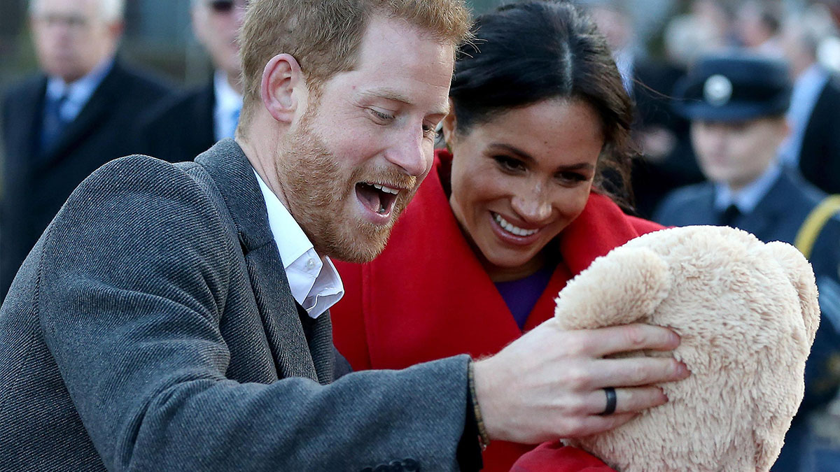 Royal baby: Meghan Markle svela la data del parto