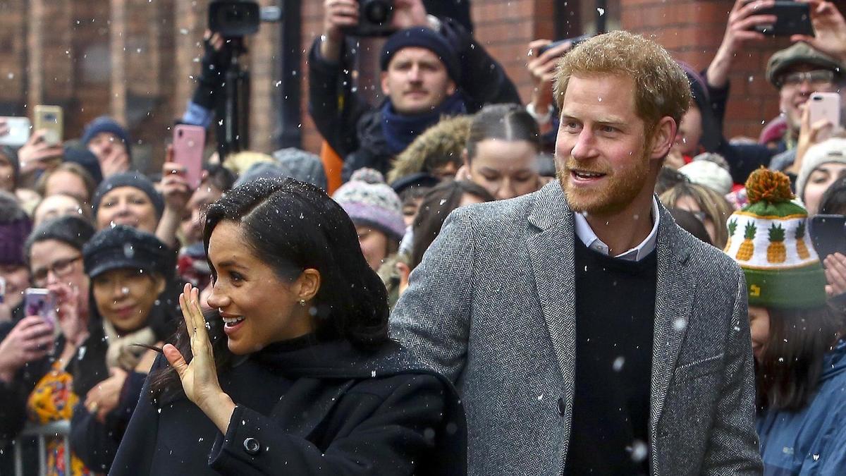 Harry e Meghan, il regalo di inestimabile valore della regina Elisabetta II