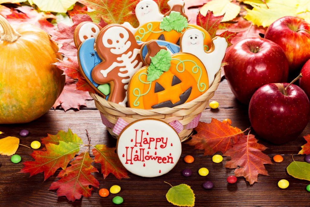 dolci halloween