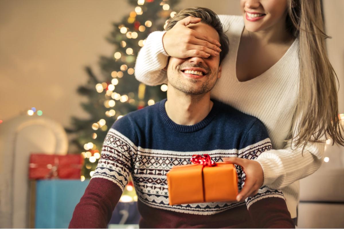 Coppia: regalo di Natale per lui 2020