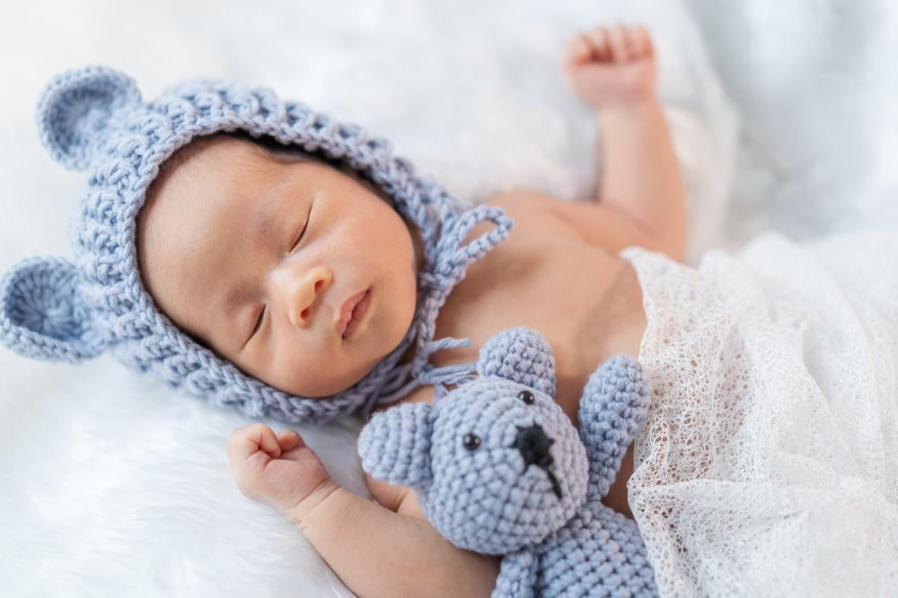Rumore bianco: quando il neonato non dorme