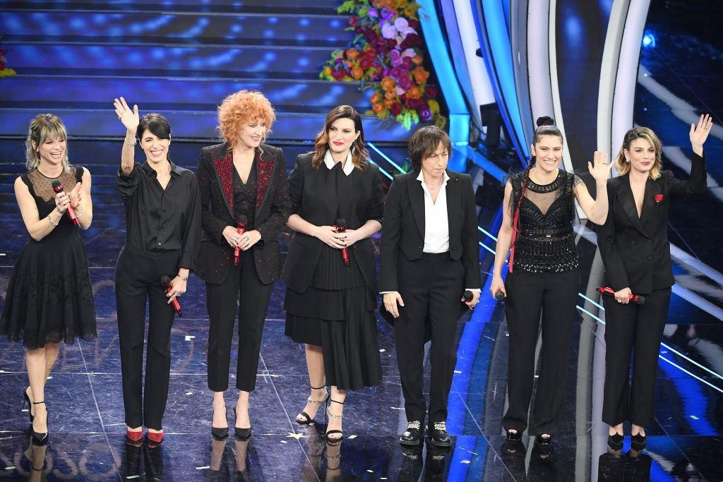 Sanremo 2020: 7 artiste in concerto contro la violenza sulle donne