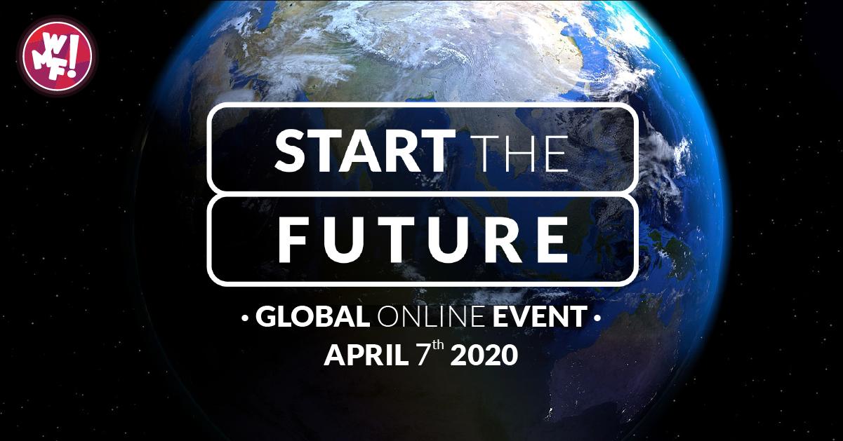 Start the Future, il primo evento internazionale online sulle sfide globali