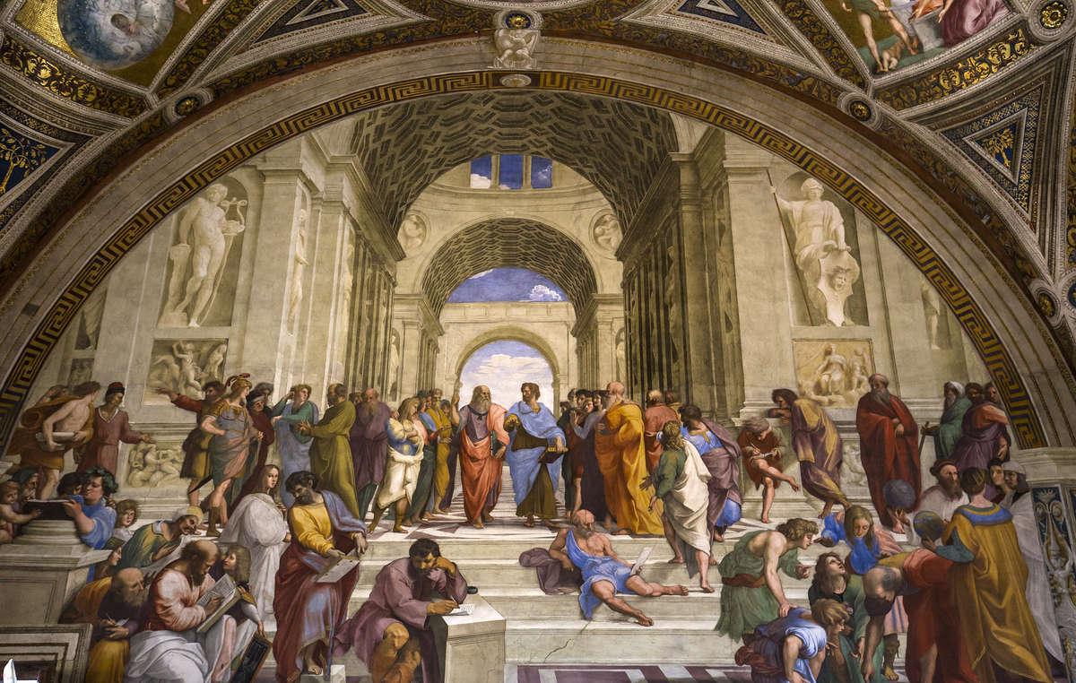 Ricominciamo dall'arte: 500 anni di Raffaello
