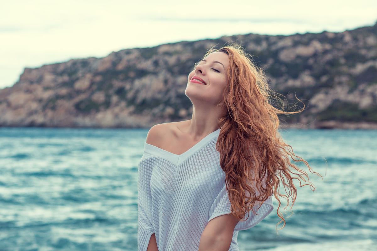 Donna in Sardegna
