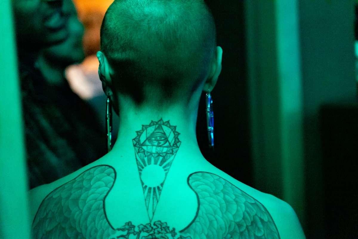 Tatuaggi schiena: come scegliere quello perfetto