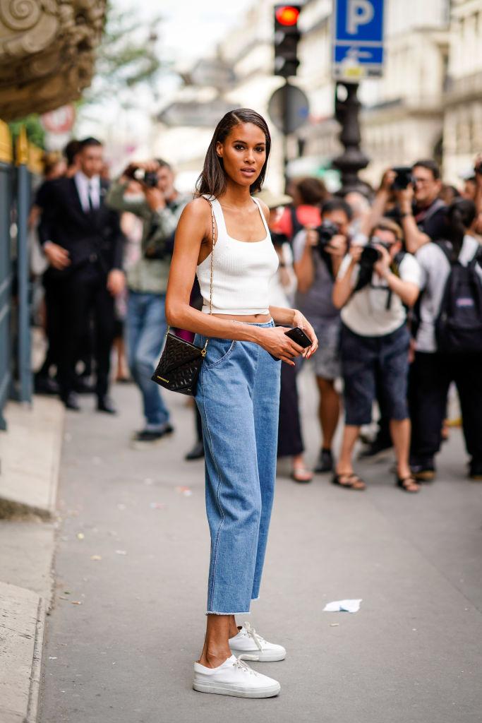 Jeans e maglietta