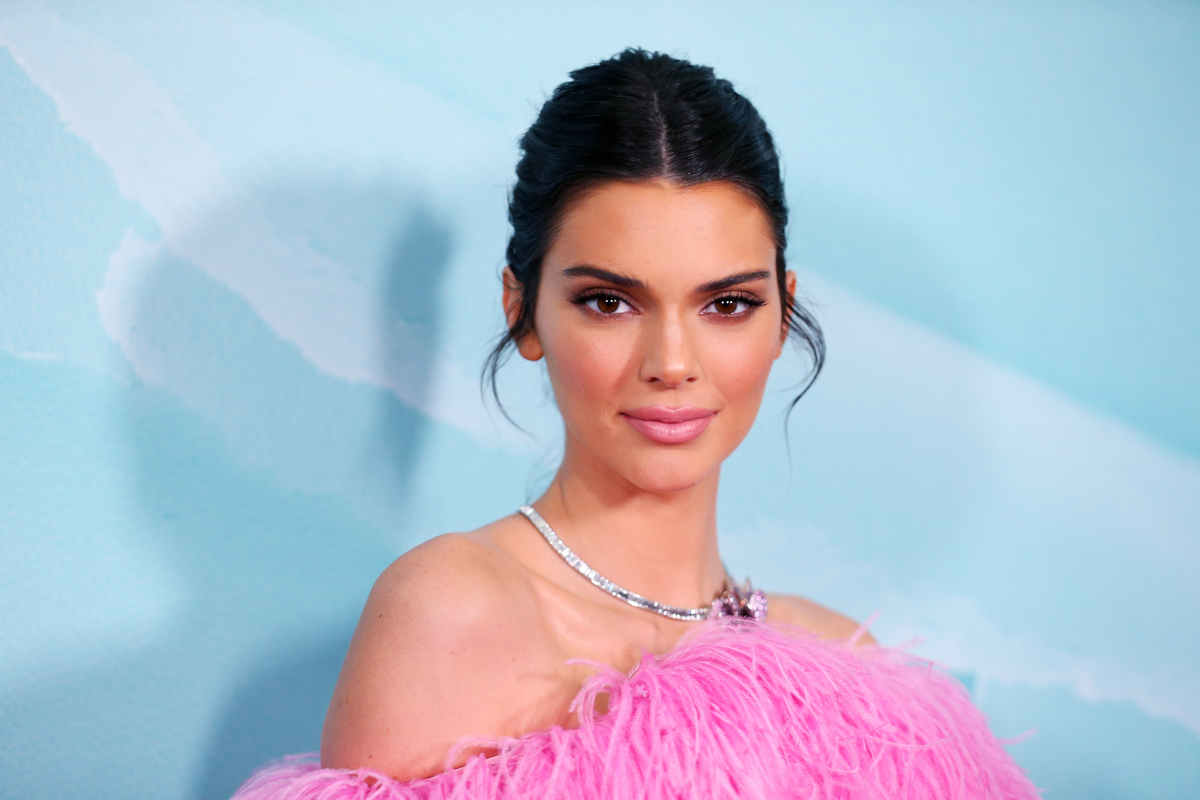 Kendall Jenner, primo piano