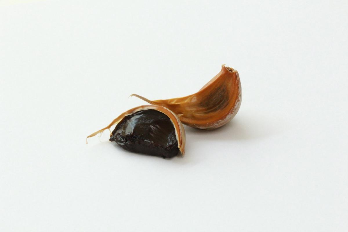 Aglio nero fermentazione ossidazione