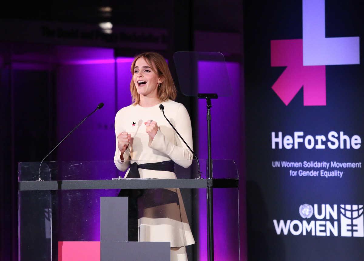 Da Emma Watson a Sara Mora, 7 giovani donne che stanno cambiando il mondo