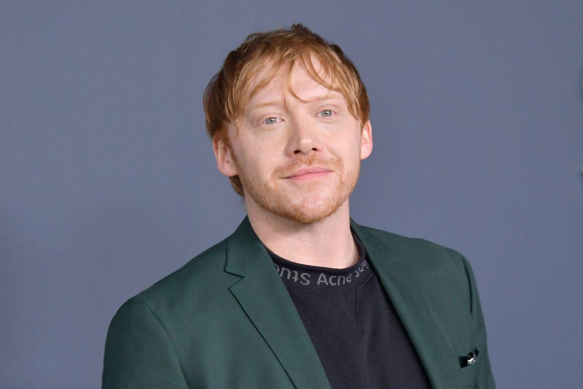 Rupert Grint nel 2019