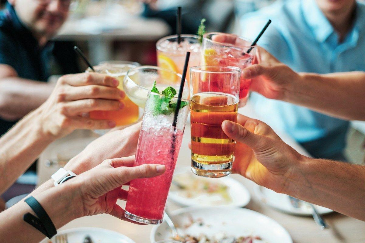 cocktail drink brindisi