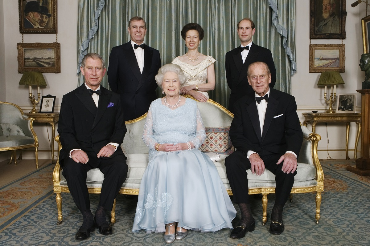 regina elisabetta figli