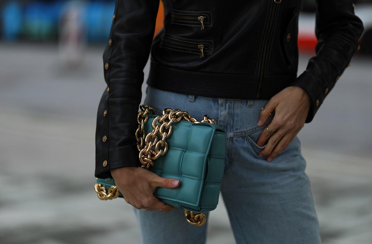 Chain bag Bottega veneta