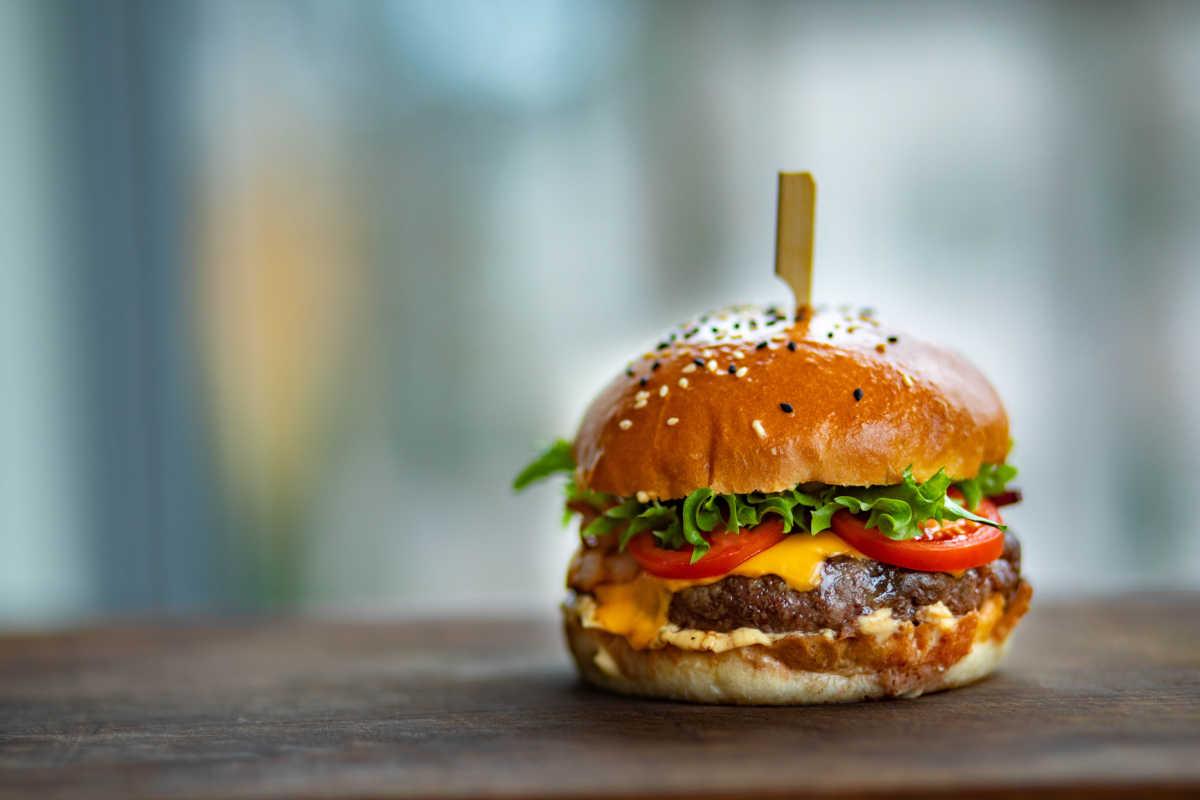 Ricetta Hamburger Ramsey.L Hamburger A Regola D Arte Secondo Gordon Ramsay Pourfemme