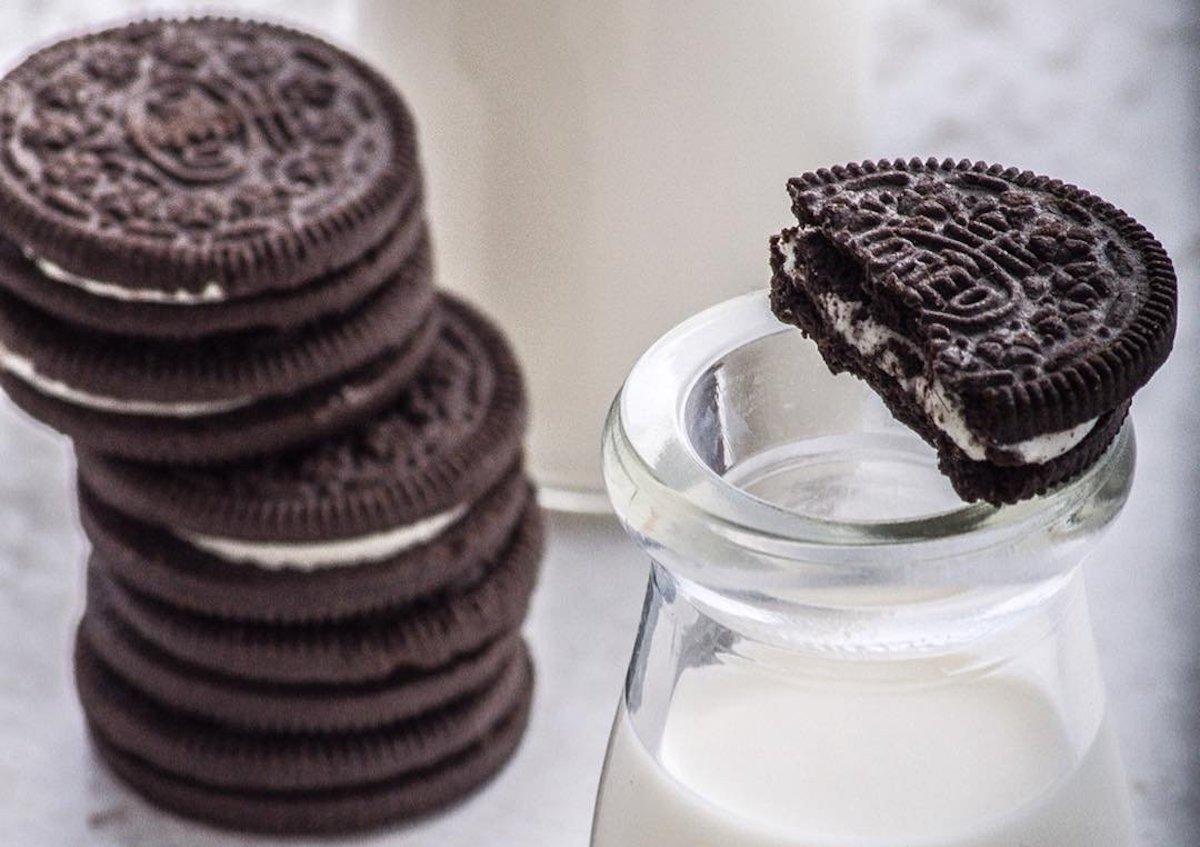 biscotti oreo latte