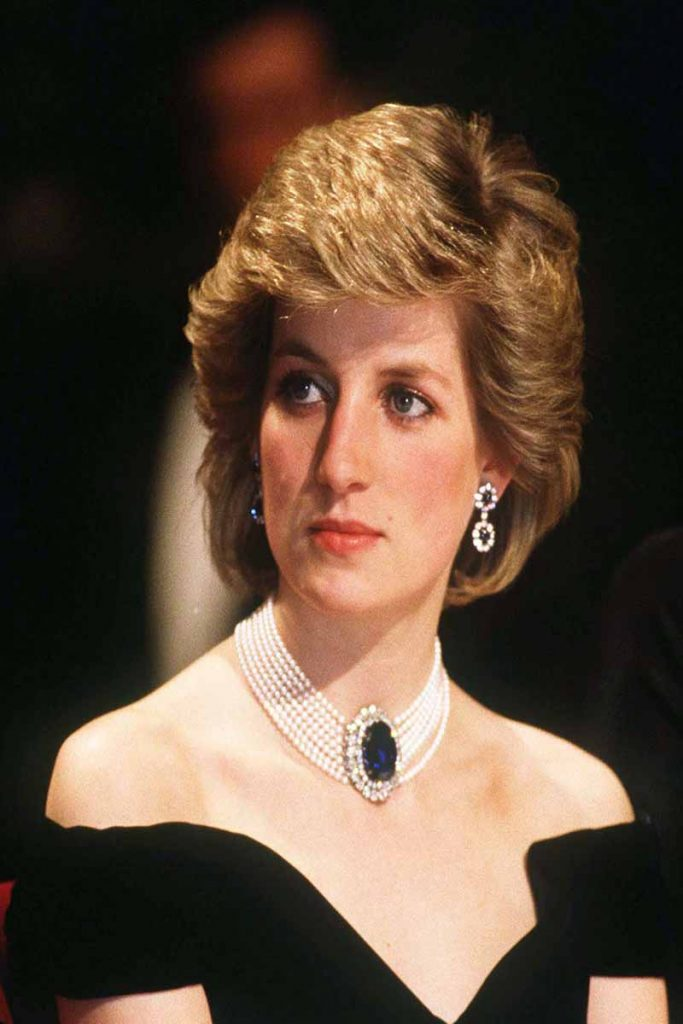 Diana perle