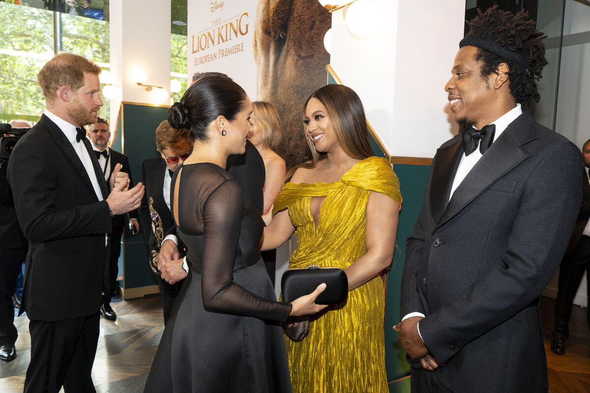 Beyoncé e Meghan