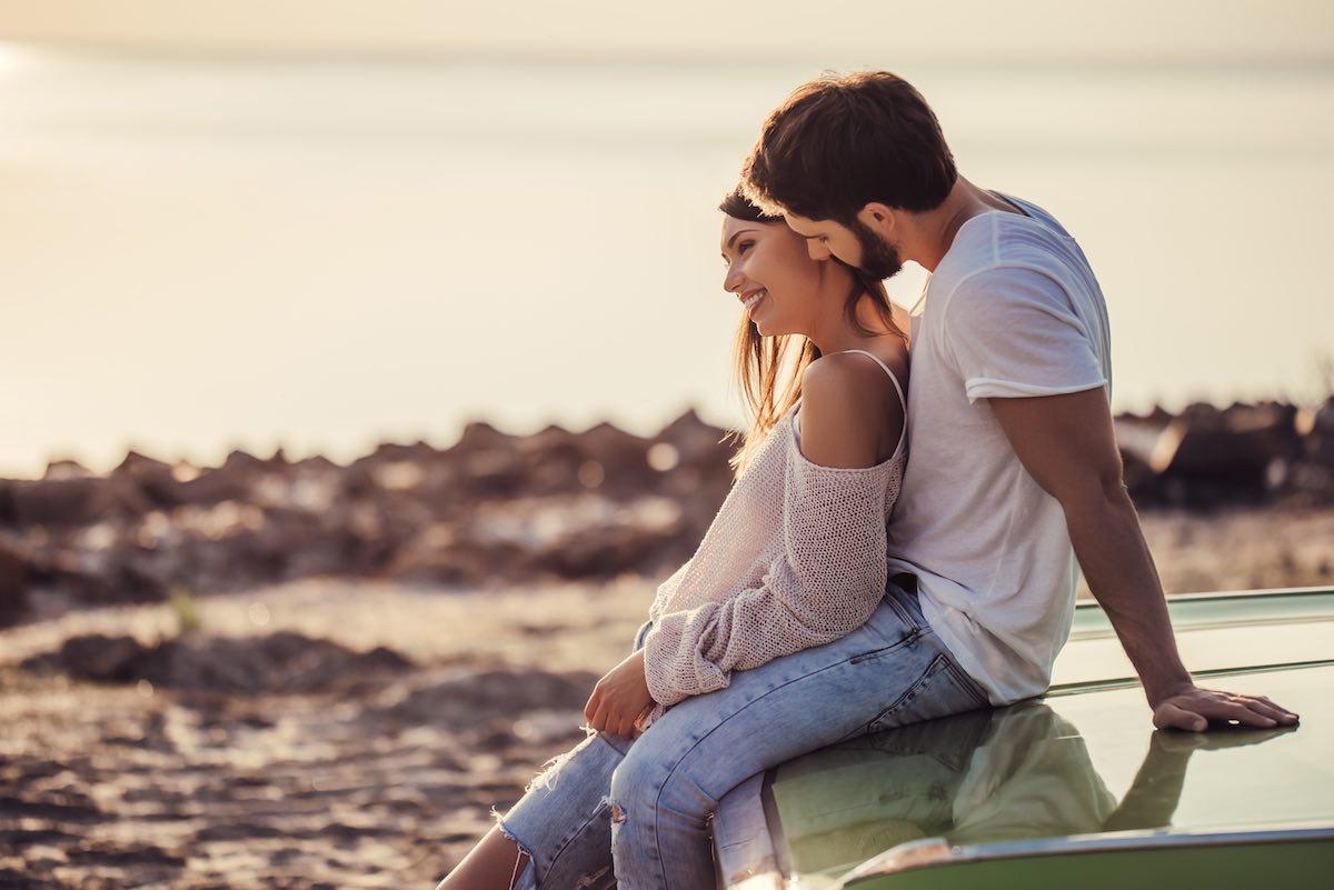 Oroscopo amoroso innamorati in spiaggia