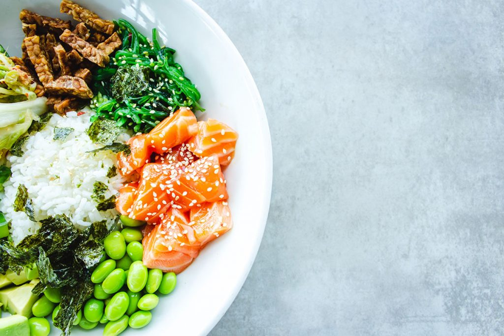 menu dieta chetogenica