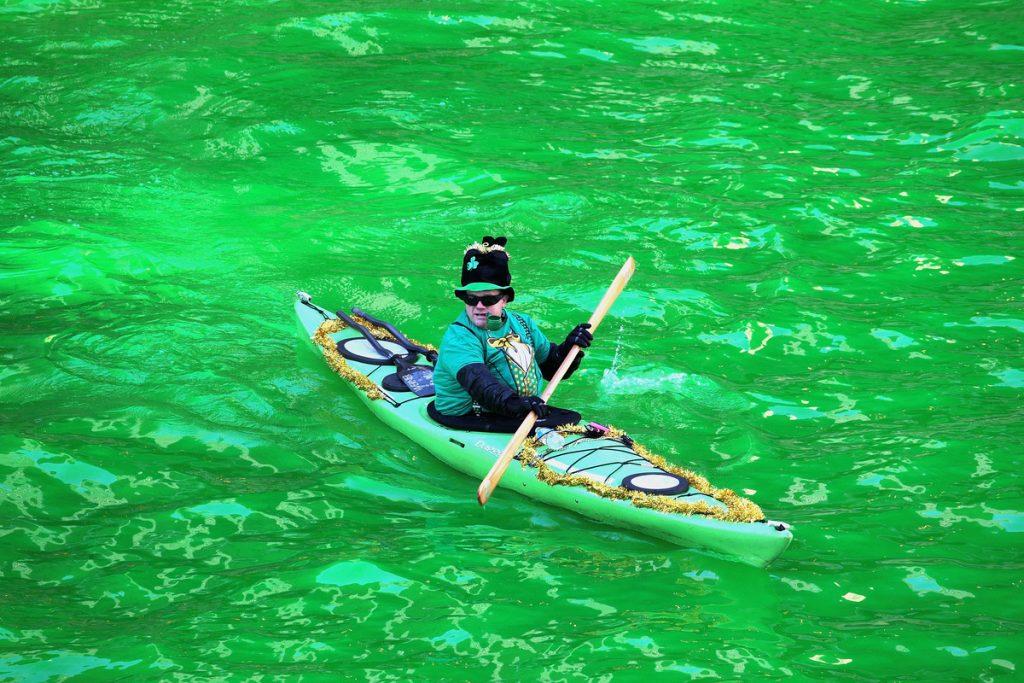 fiume verde san patrizio