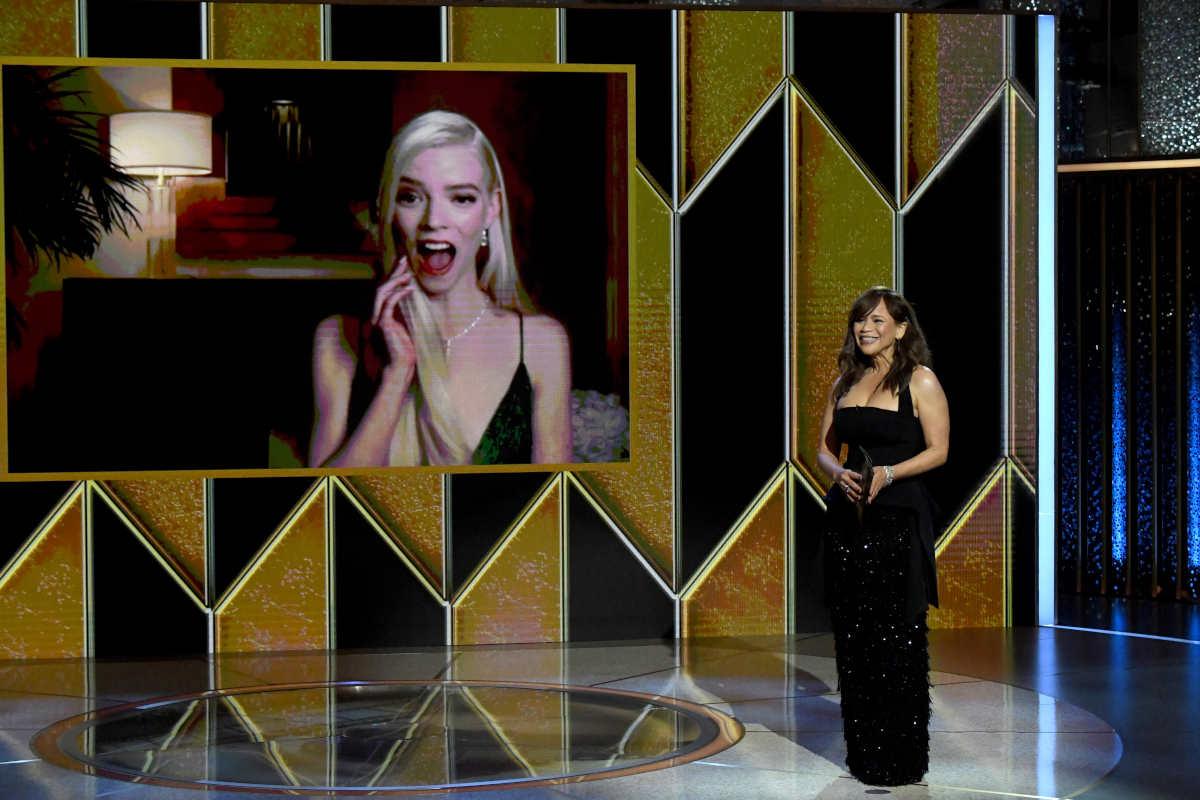 The Crown e La Regina degli scacchi trionfano ai Golden Globe
