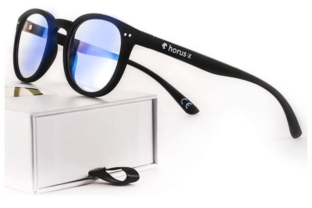 occhiali anti blu