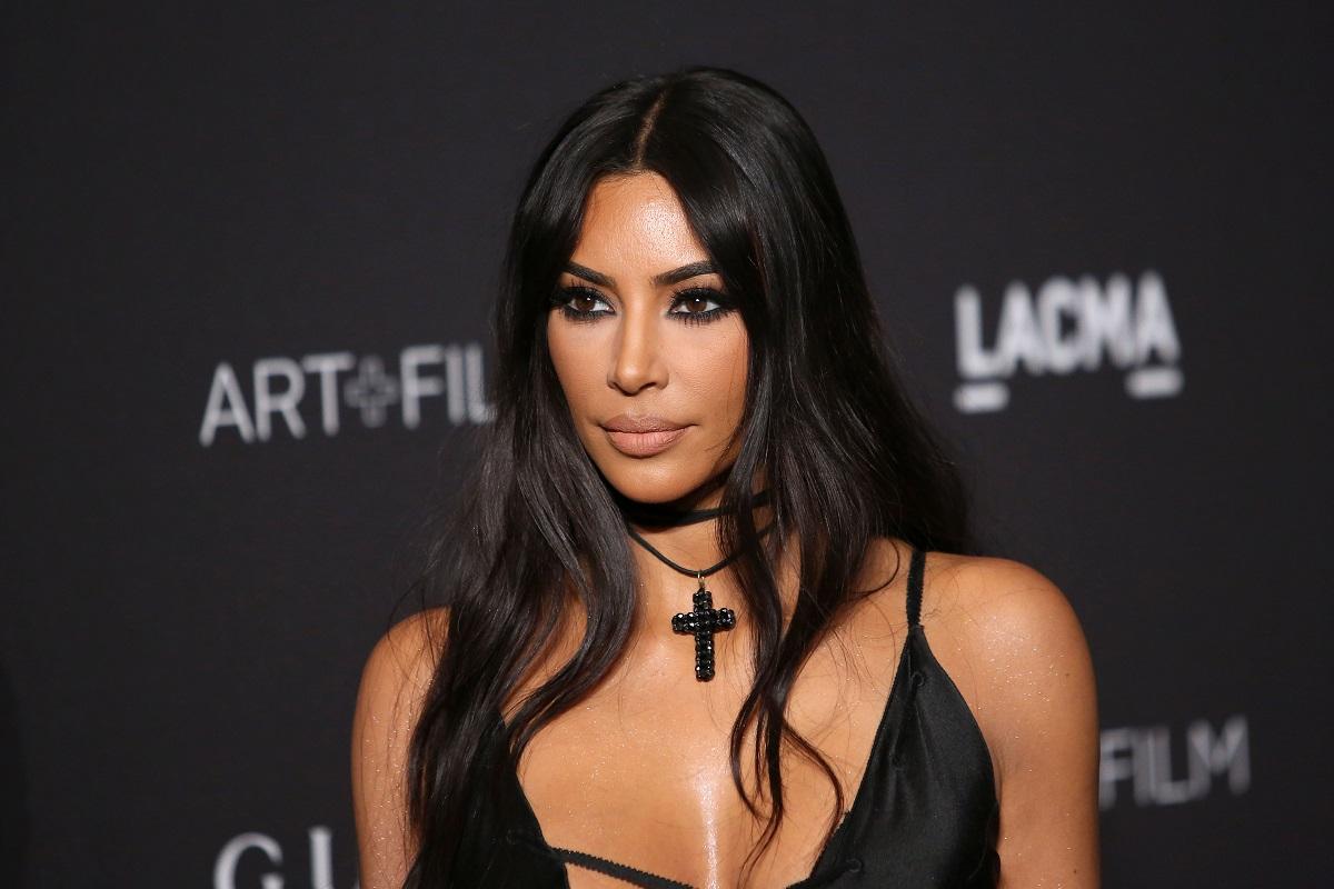 Kim Kardashian assiste il 2018 LACMA Art + Film Gala al LACMA il 03 novembre 2018 a Los Angeles, California