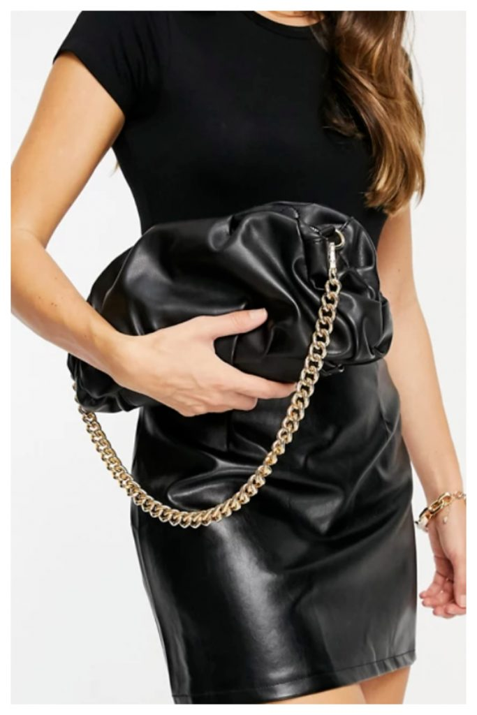 chain pouch asos