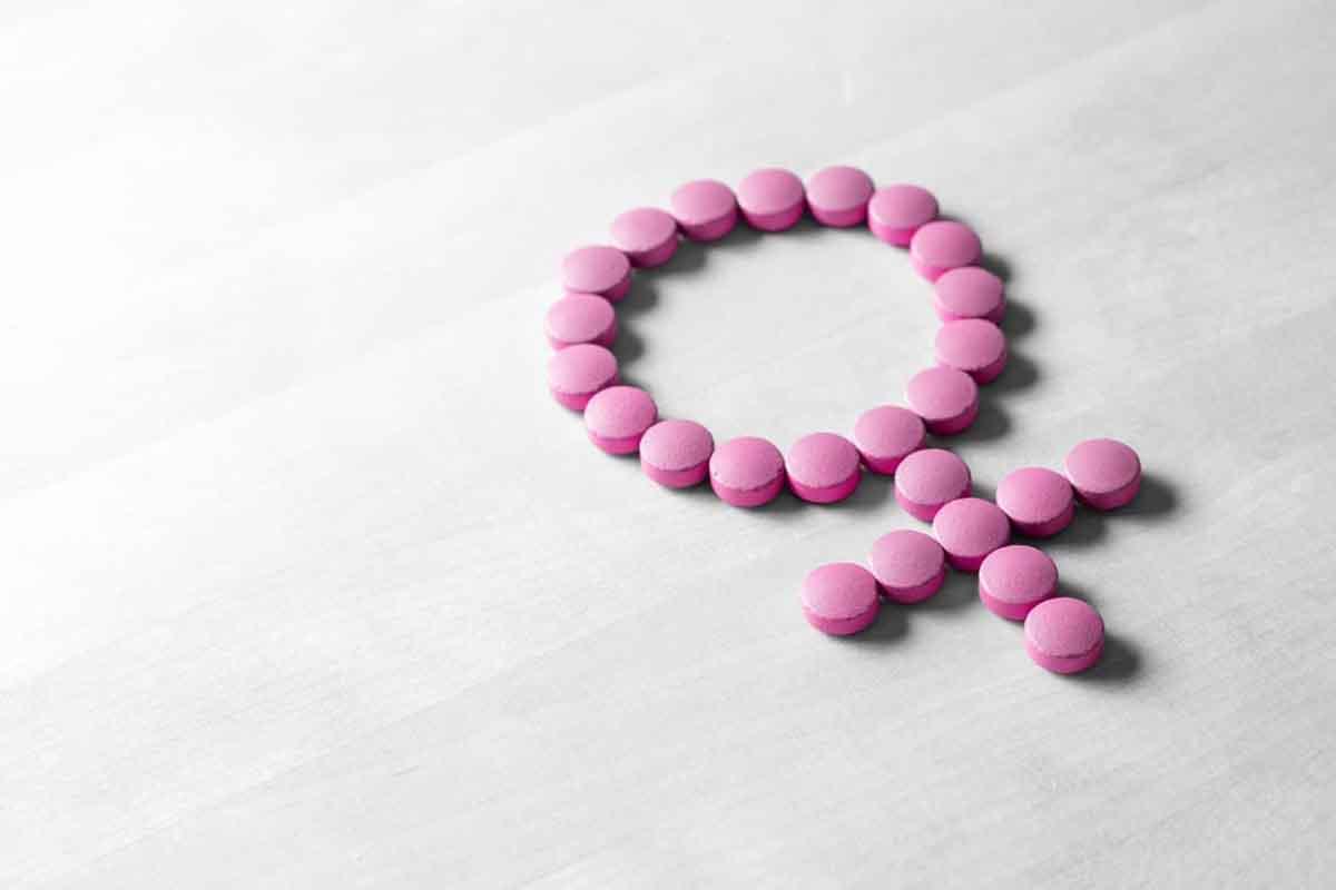 simbolo donna menopausa
