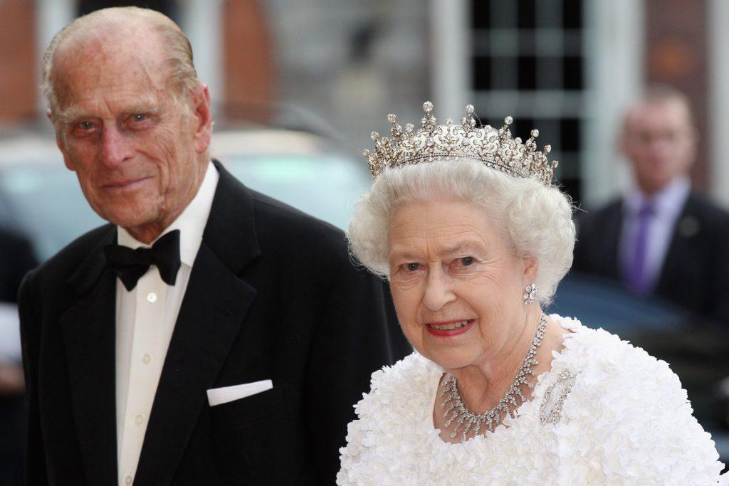 Visita della regina e del principe filippo in irlanda