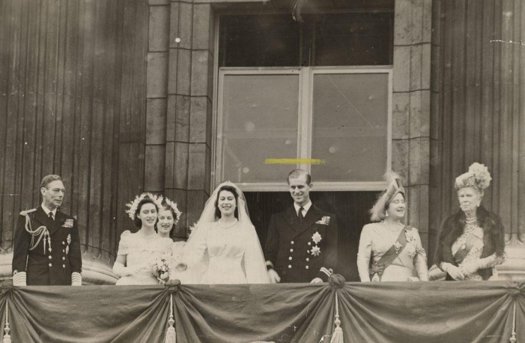 matrimonio principe filippo e regina elisabetta