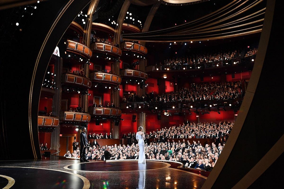 Dolby Theatre di Los Angeles durante notte degli Oscar