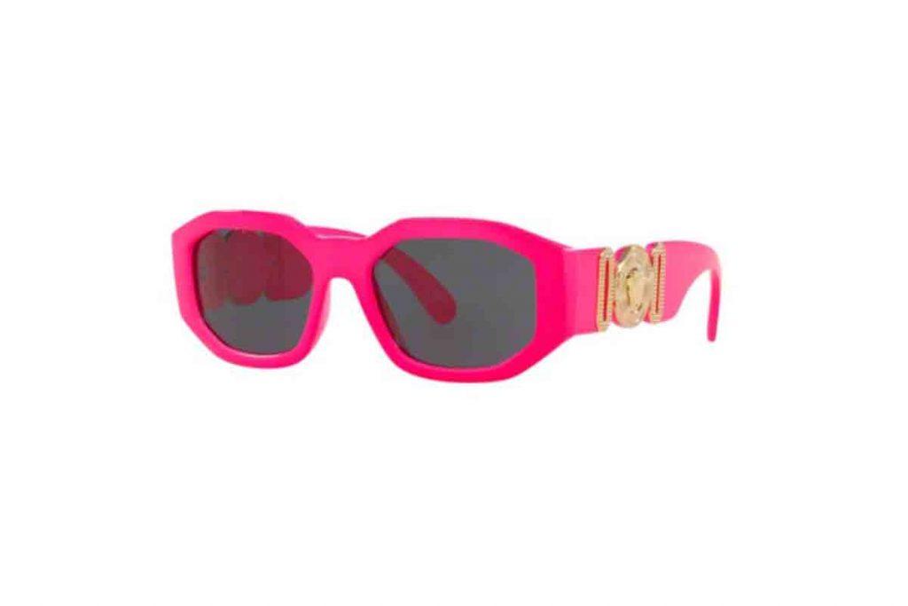 occhiali da sole versace