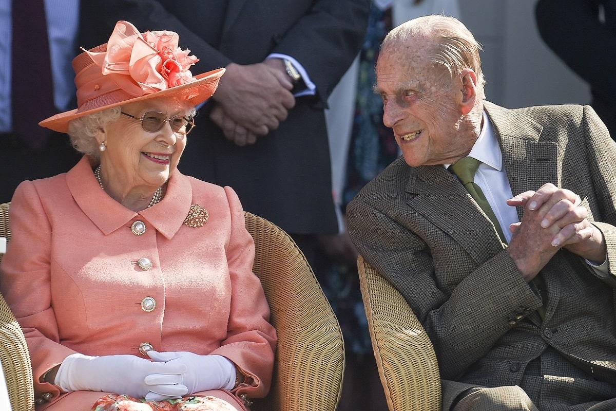 Principe Filippo e Regina Elisabetta