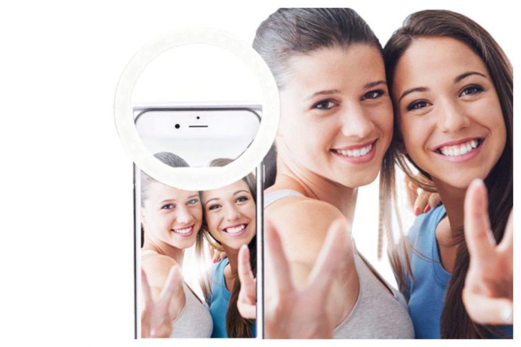 Selfie Ring light amazon